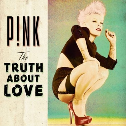 "[2012] P!nk ""The Truth About Love"""