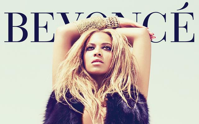 """NOWY ALBUM Beyoncé ZATYTUŁOWANY """"Beyoncé"""""""