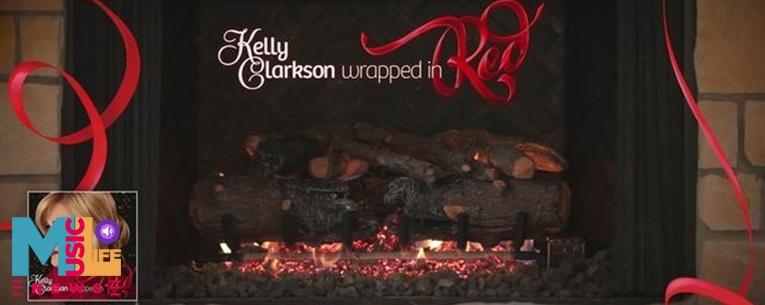 Kelly Clarkson świątecznie w nowym klipie