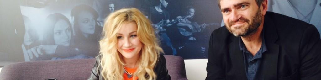 Agata Dziarmagowska podpisała kontrakt z wytwórnią!
