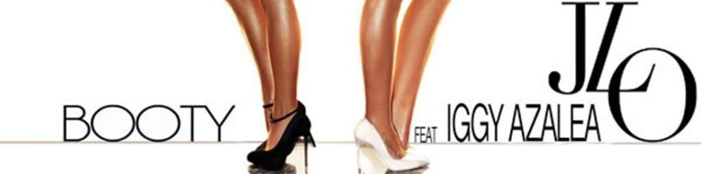 """""""Booty"""" czyli fenomenalny duet Jennifer Lopez i Iggy Azalea!"""