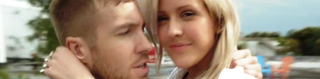 "Nowy singiel: Calvin Harris ft. Ellie Goulding ""Outside"""