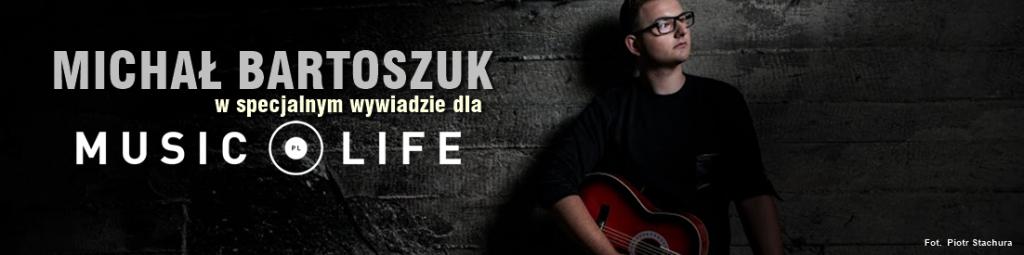 """""""Wybrałem muzykę spokojną ponieważ odnajduję w niej…"""" – zobaczcie wywiad z Michałem Bartoszuk!!"""
