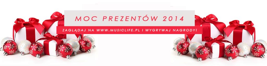 #MOCPREZENTÓW2014 Święta, święta i po świętach…. najnowszy album Example do wygrania!