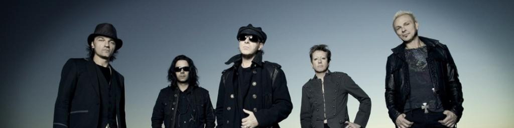 Nowy album grupy Scorpions!
