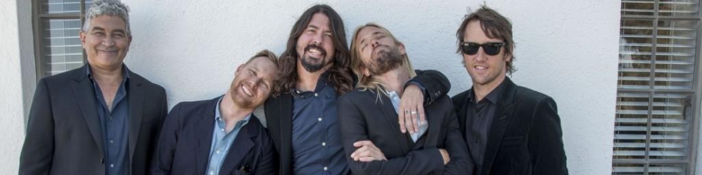 Foo Fighters: serial 'Sonic Highways' na DVD/BLU RAYu od 7 kwietnia!