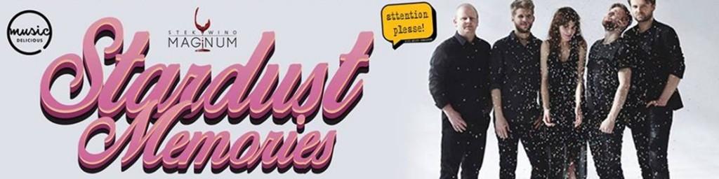 Stardust Memories w kolejnej odsłonie cyklu Music Delicious