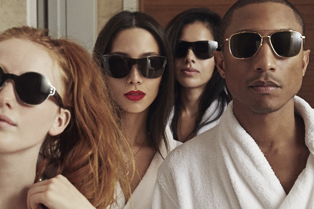 "[2014] Pharrell Williams ""G I R L"""