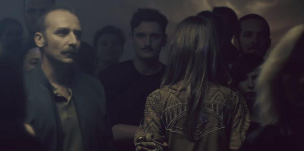 Wojciech Mecwaldowski w nowym teledysku Podsiadło!