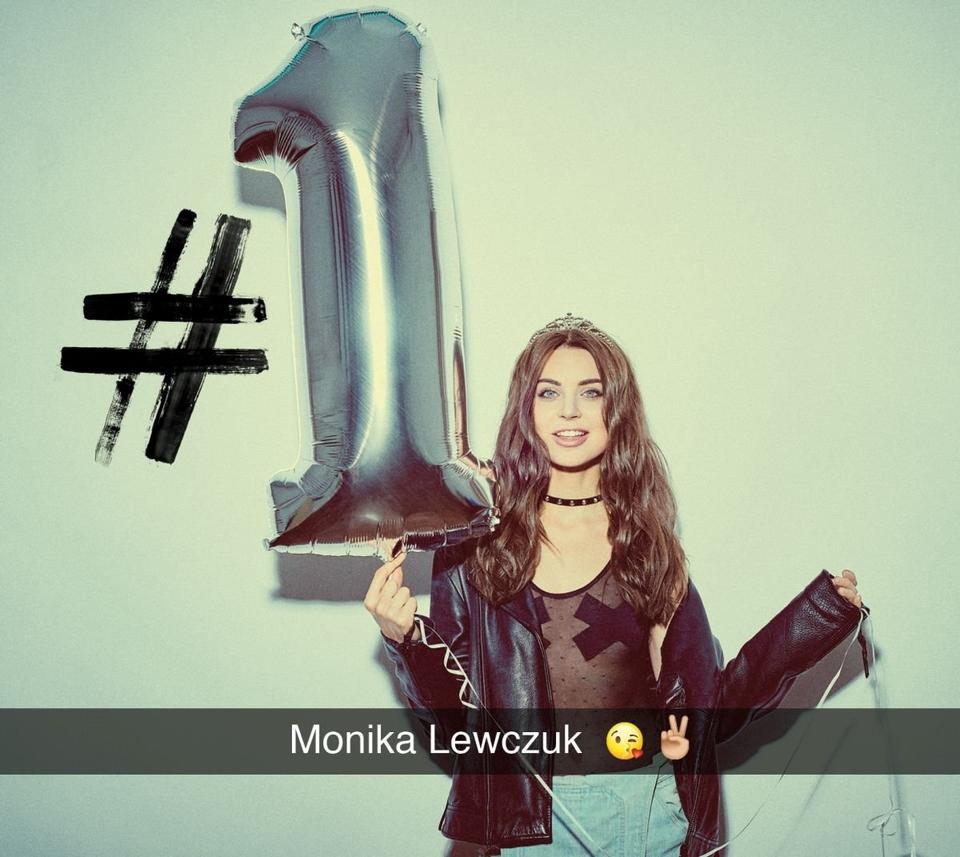 """[2016] Monika Lewczuk """"#1"""""""