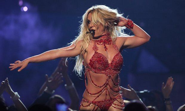 Czy tak będzie wyglądał występ Britney na MTV VMA? Sprawdźcie już teraz!