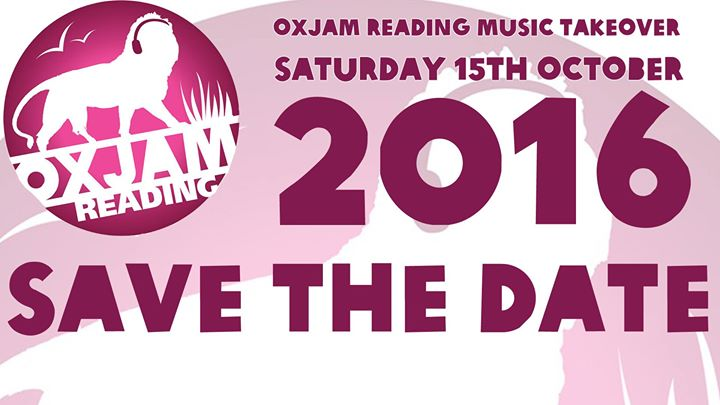 Brytyjski Oxjam Reading Festival!