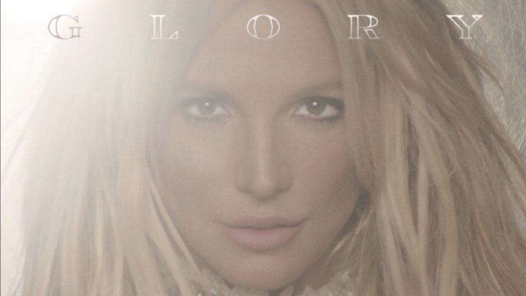 """KONKURS! Najnowszy krążek Britney Spears """"GLORY"""" w zasięgu ręki!"""