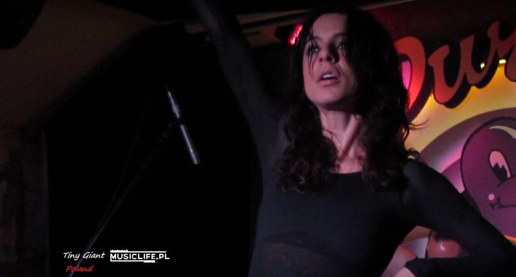 Wywiad: Chloe Alper z zespołu Tiny Giant specjalnie dla Musiclife.pl!