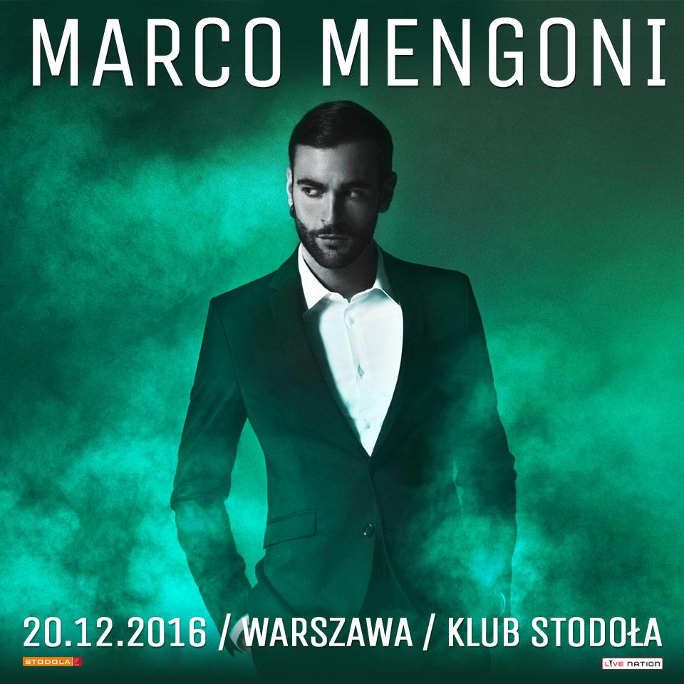 Marco Mengoni w Polsce!