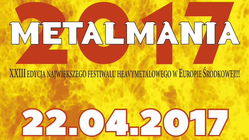 Metalmania 2017!