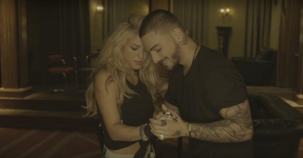 """Shakira w gorącym teledysku do piosenki ,,Chantaje""""!"""