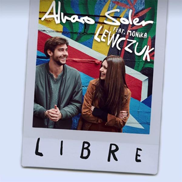 """""""Libre"""" – Alvaro Soler i Monika Lewczuk w jednym utworze! Zobaczcie teledysk już teraz!"""