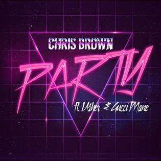"""Chris Brown udostępnił nowy singiel i teledysk ,,PARTY"""" z udziałem Ushera & Gucci Mane!"""