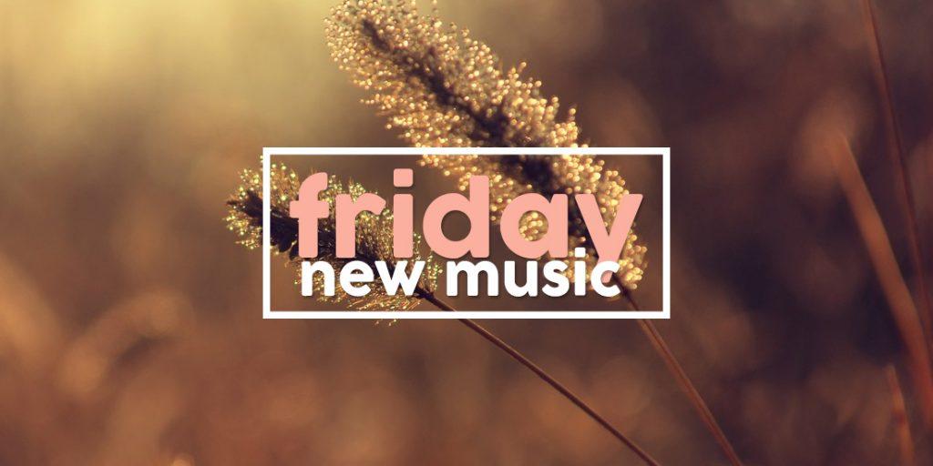 new music FRIDAY – posłuchajcie najciekawszych premier z 2 grudnia 2016! Zaczynamy nasz nowy cykl!