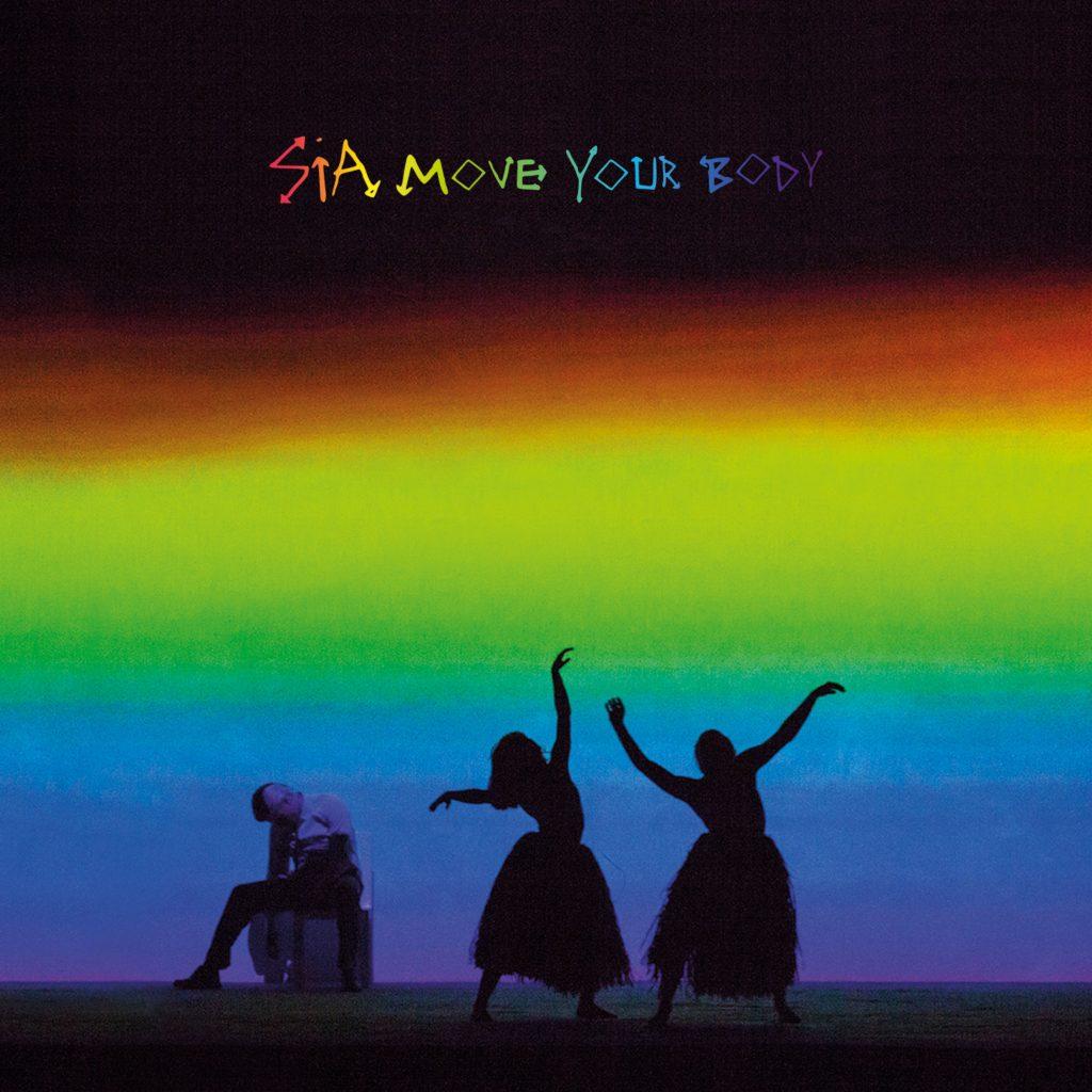 """Sia zdecydowała, że """"Move Your Body"""" zostaje następnym singlem! Posłuchajcie nowej wersji!"""