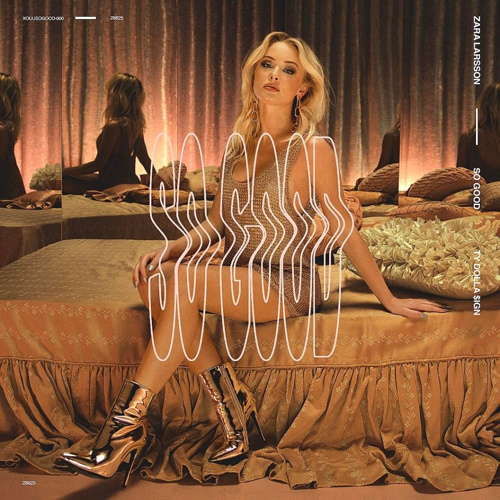 """Zara Larsson prezentuje nowy singiel ,,So Good""""!"""