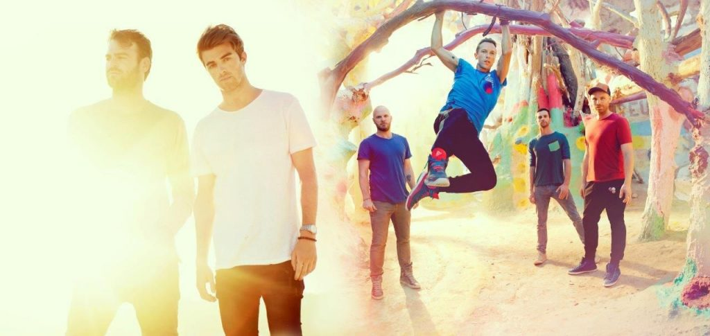 """The Chainsmokers w duecie z Coldplay: posłuchajcie singla """"Something Just Like This"""" już teraz!"""