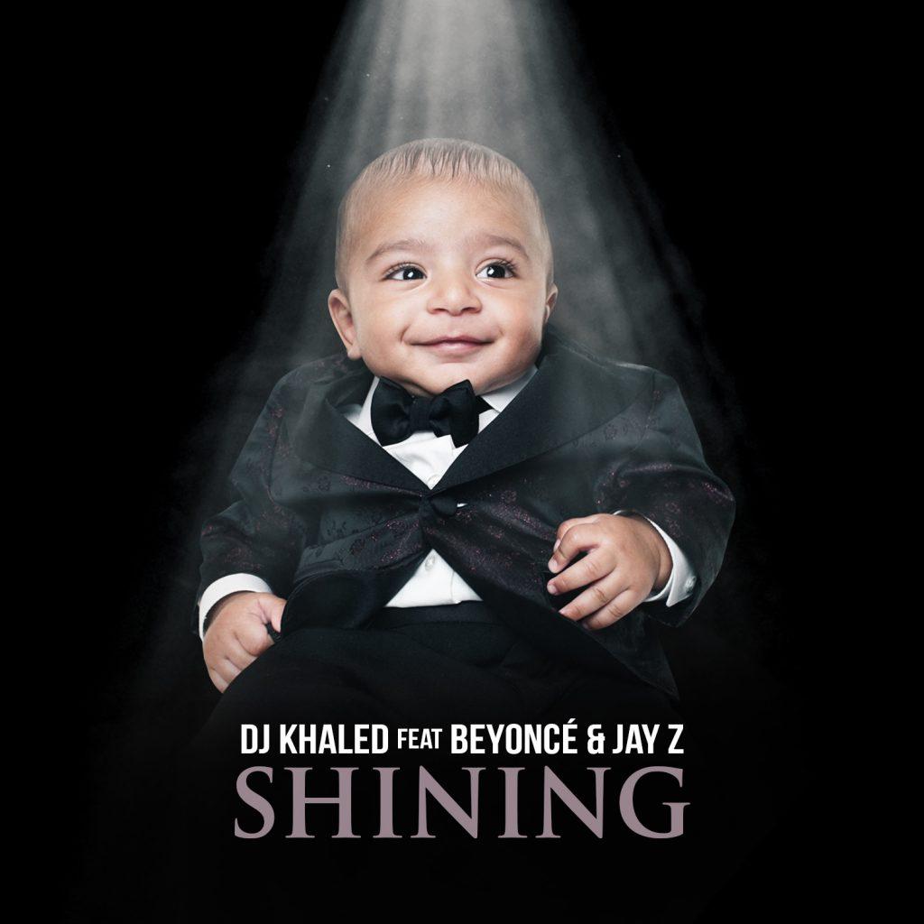 """Dj Khaled prezentuje nowy singiel """"Shining"""" z udziałem Beyoncé & Jaya Z!"""