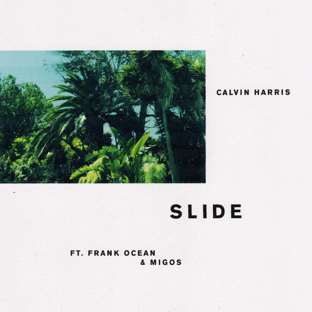 """Calvin Harris i Frank Ocean w jednym utworze! Posłuchajcie""""Slide"""" już teraz!"""