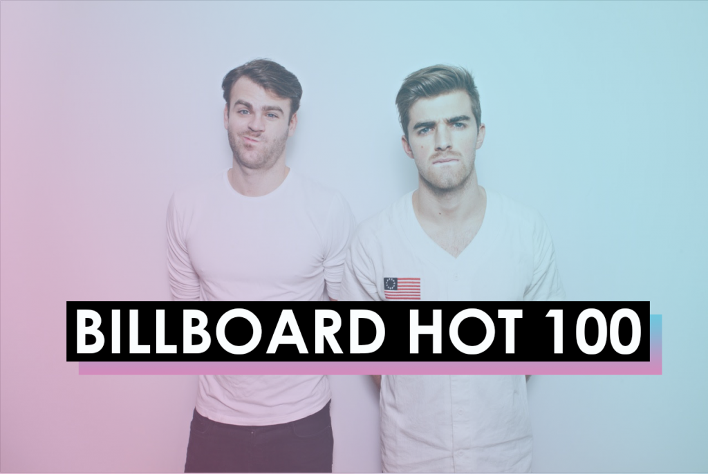 Ed Sheeran po raz piąty na szczycie, a The Chainsmokers pną się do góry! Sprawdźcie najnowsze notowanie Hot 100 już teraz!