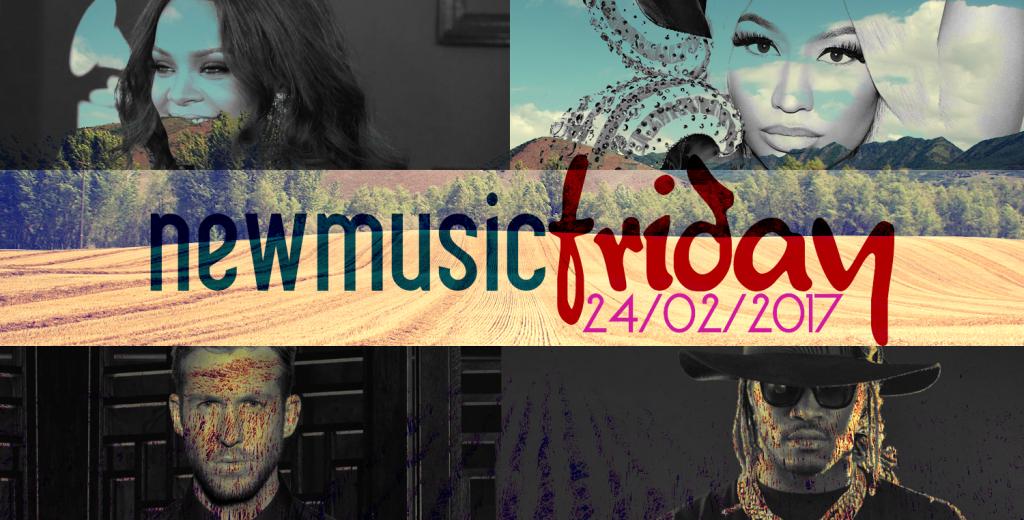 newmusicFRIDAY – 24/02: nową muzykę zaprezentowali Meghan Trainor czy Future & Rihanna! Sprawdźcie wszystkie nowości już teraz!