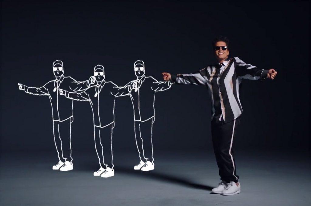 "Bruno Mars w teledysku do singla ""That's What I Like""!"