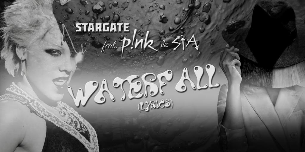 """Sia & P!nk w jednym utworze! Posłuchajcie """"Waterfall"""" już teraz!"""