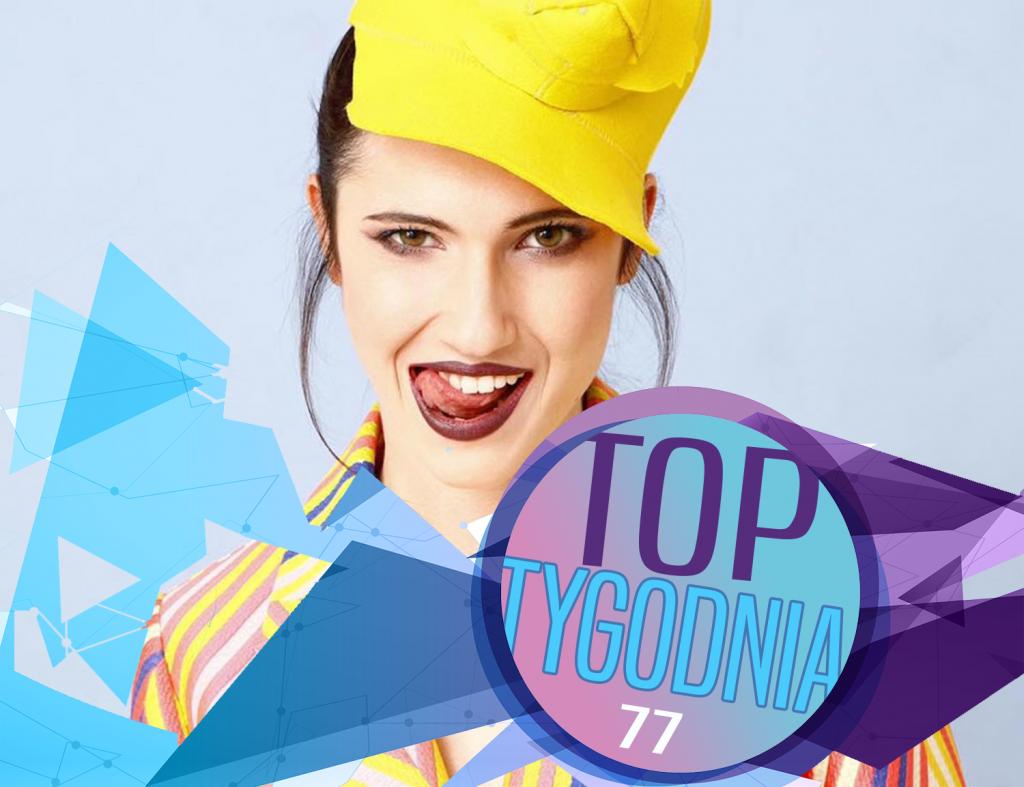 Lodovica powraca na szczyt! Ewa Farna oraz Kygo & Selena Gomez nareszcie dotarły do top 10! Debiutuje między innymi Margaret! Sprawdźcie pełne, 77. notowanie TOP TYGODNIA już teraz!