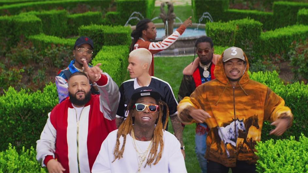 "DJ Khaled w klipie do singla ""I'm the One""! Gościnnie: Justin Bieber, Quavo, Chance The Rapper & Lil Wayne!"