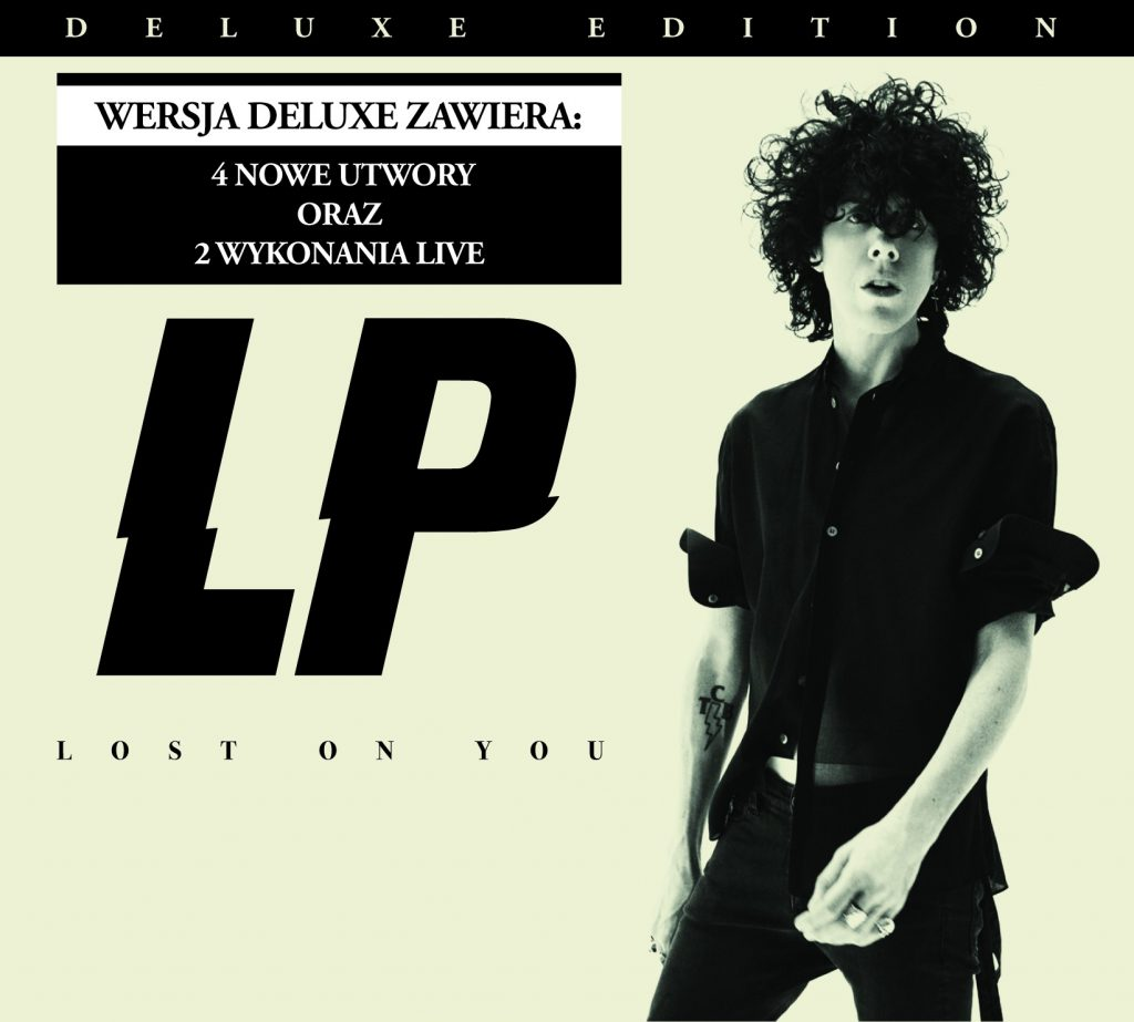 "LP – album ""Lost On You (Deluxe Edition)"" już 5 maja!"