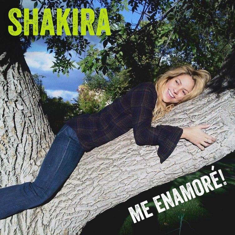 """Zakochana Shakira dedykuje nowy singiel """"Me Enamoré"""" mężowi – Gerardowi Pique!"""