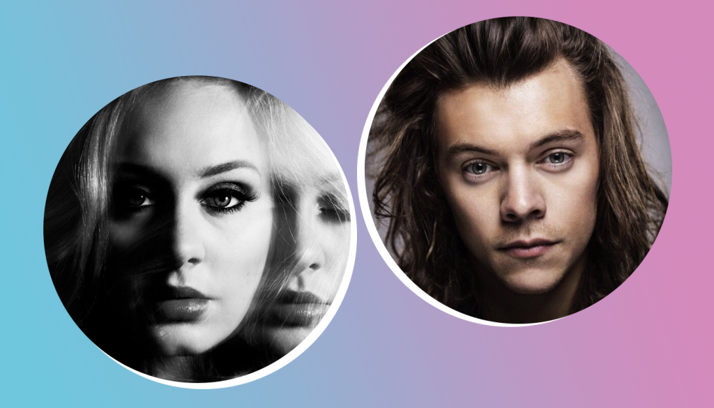 Harry pobija rekord Adele na iTunes, a Adele ustanawia kolejny rekord na Billboardzie! Sprawdźcie szczegóły!