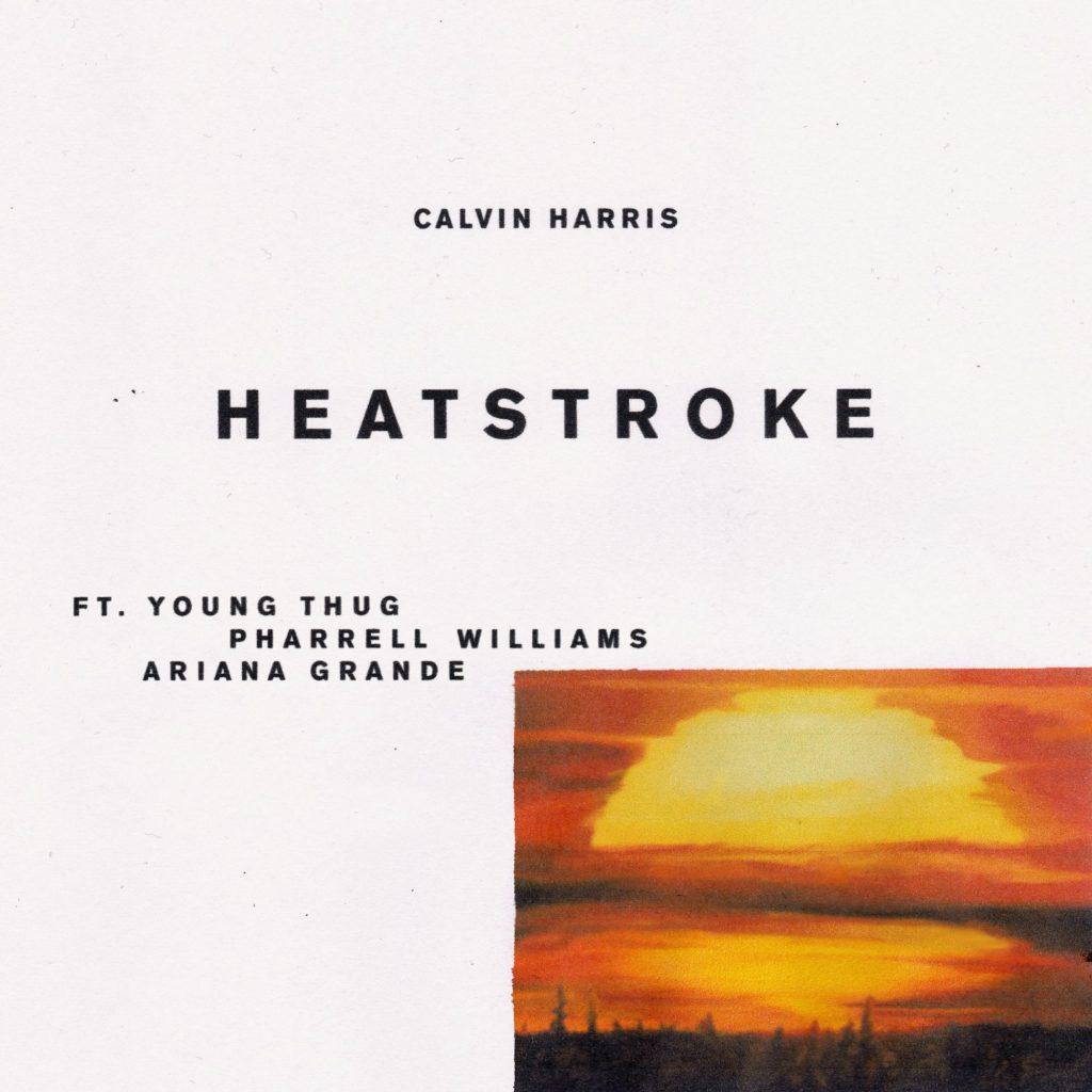 """Calvin Harris łączy siły z Arianą Grande i Pharrellem – posłuchaj ich wspólnego singla """"Heartstroke"""" już teraz!"""