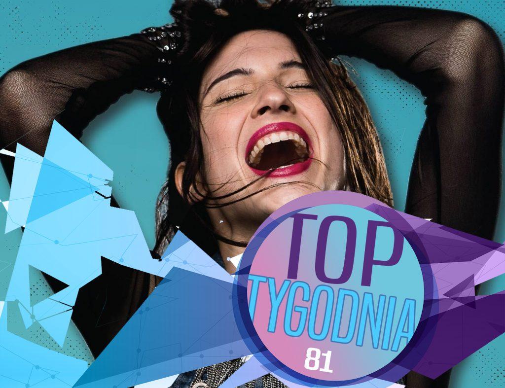 Aż trzy nowości debiutują na szarym końcu; w tym Lady Gaga! Lana spada z #1, a na szczyt wraca Lodovica! Kolejne nowości dostają się do głównego notowania! Sprawdź już teraz pełne, 81. notowanie TOP TYGODNIA!