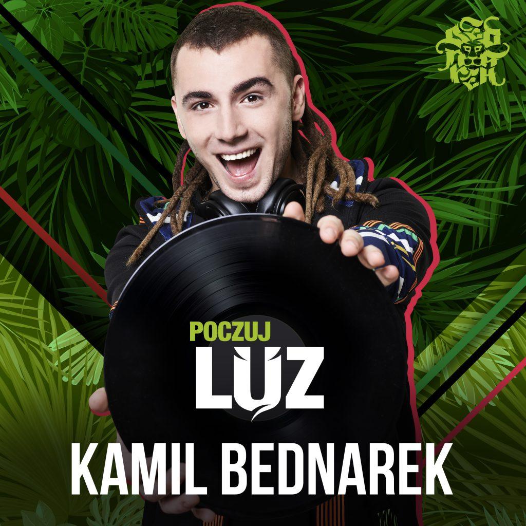 """""""Poczuj luz"""" z Kamilem Bednarkiem!"""