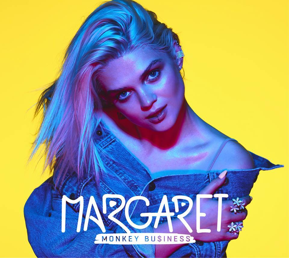 """[2017] Margaret – """"Monkey Business (Deluxe Edition)"""""""