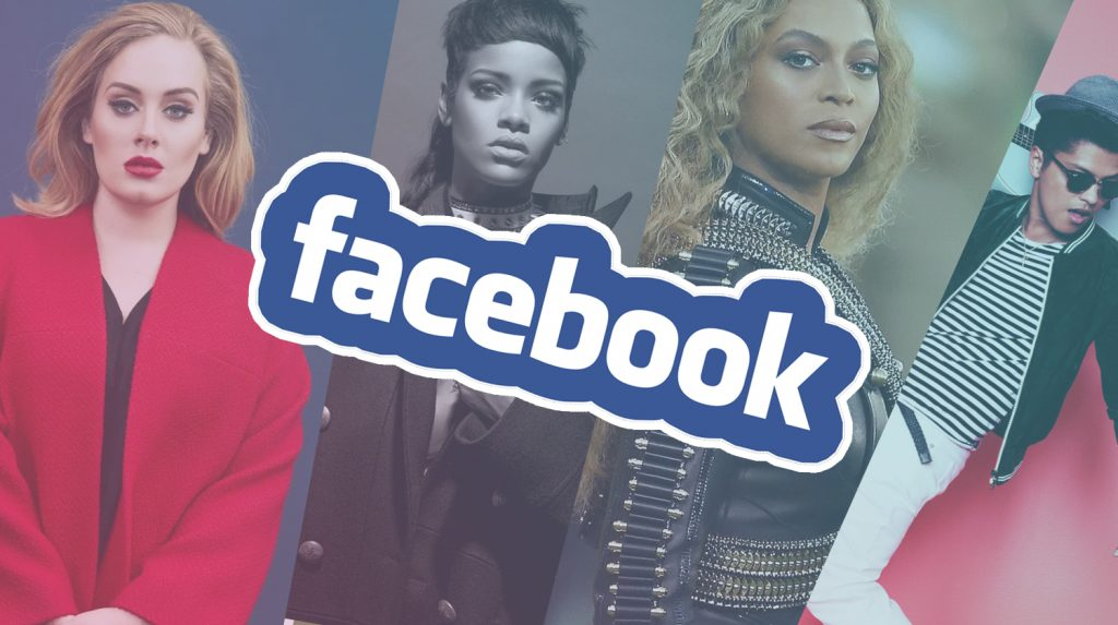 Sprawdzamy, który artysta rządzi na polskim fejsie! Adele, Rihanna – sprawdźcie top 12!