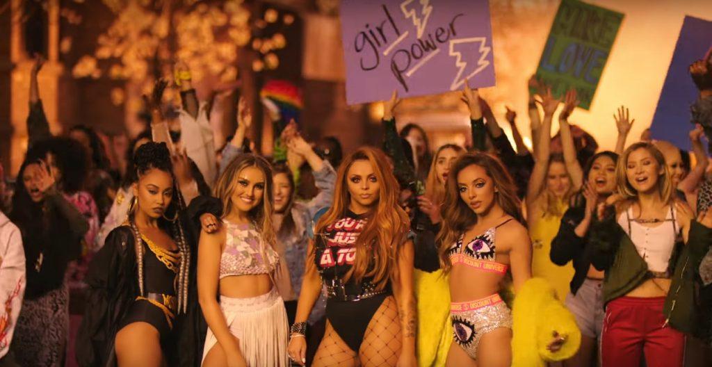"""Little Mix prezentuje teledysk do utworu ,,Power""""!"""