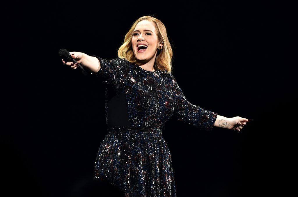 Adele odkłada mikrofon. Być może na zawsze.
