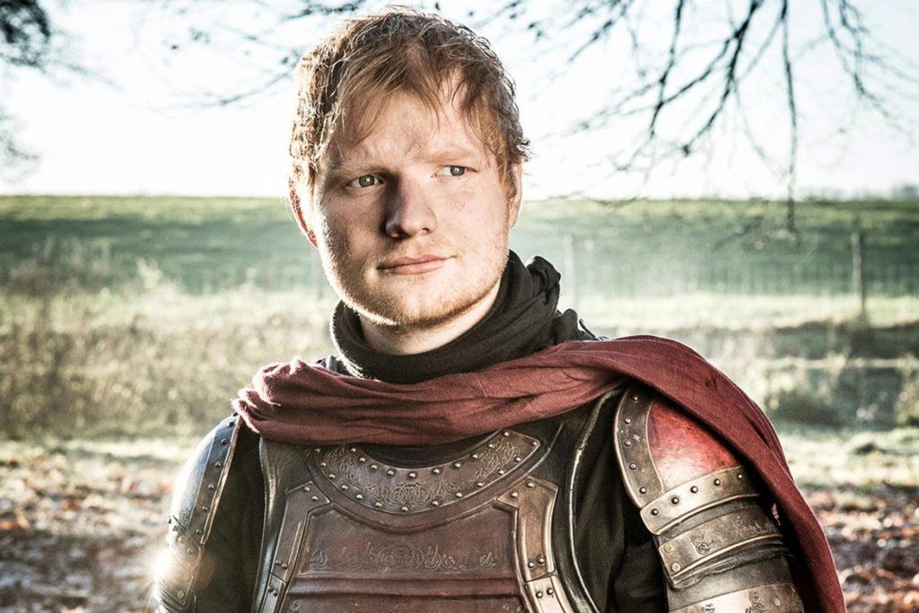 """Ed Sheeran znika z twittera! Wszystko przez falę hejtu odnośnie występu piosenkarza w serialu """"Gra o Tron""""!"""
