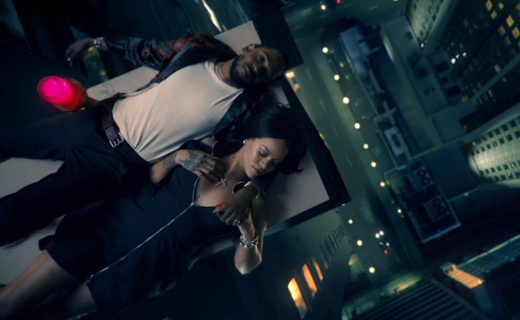 Miłość Kendricka Lamara i Rihanny w najnowszym klipie!