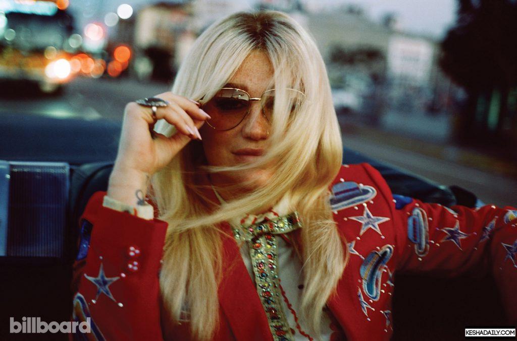 """Kesha w wywiadzie o swoim powrocie, o tym od kiedy ma """"Praying"""", czy nowym albumie!"""