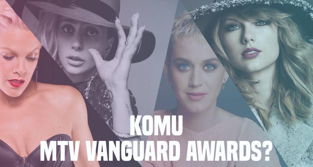 [SONDA] Kto powinien otrzymać w tym roku MTV Vma Vanguard Awards? Głosuj!