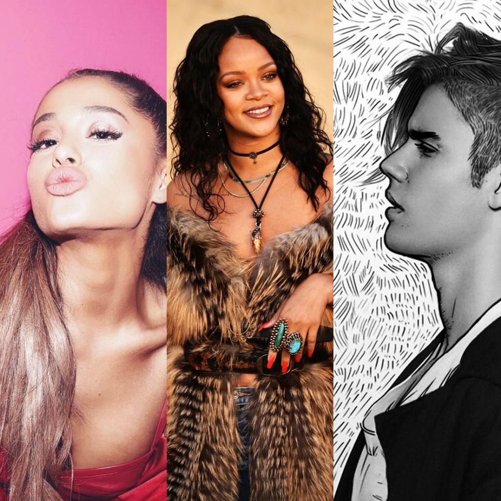 Poznaliśmy najchętniej oglądanych artystów na YouTube w USA podczas ostatnich 15 miesięcy! Zobaczcie top 20!